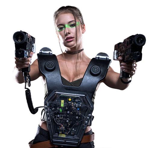 Laser game Ostrava